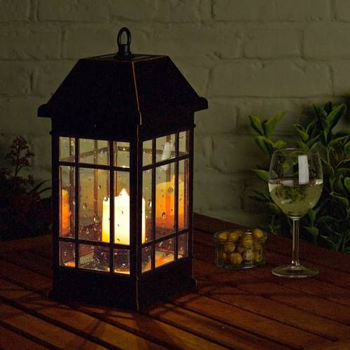 solar putdoor hanging lanterns | ... rafael ii solar mission lantern 3960kr1 solar powered outdoor lighting