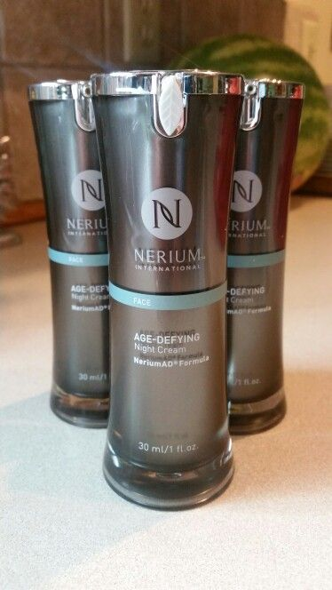 Nerium AD Night Cream...AMAZING! Try it for 30 days, risk free www.amybrouwer.neriumproducts.com