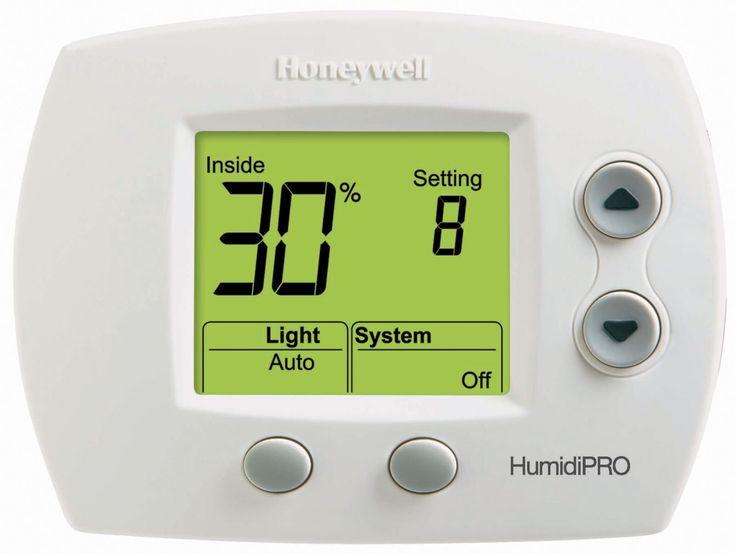 Honeywell H6062A1000 Automatic Digital Humidistat Home