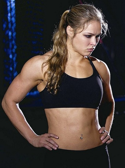 """""""I try to have as much sex as possible before I fight. Not with everybody, I don't put out like a Craigslist ads or anything, but if I got a steady I'm going to be like, 'Yo, fight time's coming up.'"""" - Ronda Rousey"""
