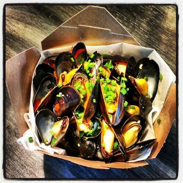 User: visittrondheim #life #visitnorway #instagram #norway #mussels #all_shots #visittrondheim #lunch #yummy #trondheim #fresh #local #everyday #nice