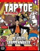 Proefabonnement: 3x Taptoe € 9,95: Laat uw kind vrijblijvend kennismaken met Taptoe, waarin hij of zij iedere maand een nieuw mysterie op mag lossen.