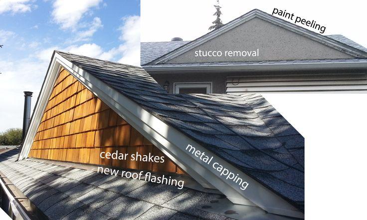 Edmonton Alberta Stucco Removal By:My Custom PRO
