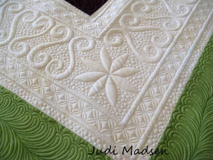 Free Motion Quilting Patterns Pinterest : Amazing quilting! Free motion quilting Pinterest Free motion quilting, Machine quilting ...