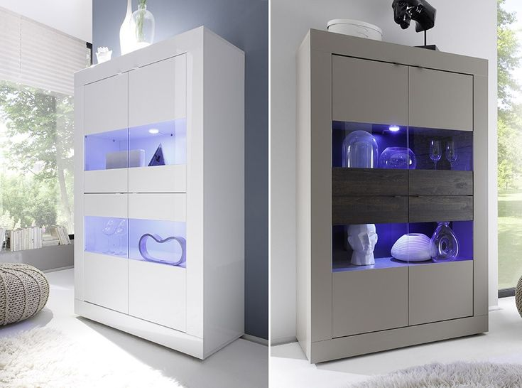 95 best LC Mobili (Wall Units, TV Stands, Sideboards) images on - wohnzimmer vitrine modern