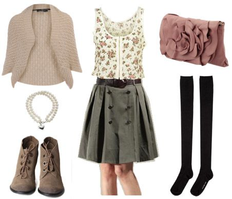 girly vintage inspired and casual 3 ways to wear a
