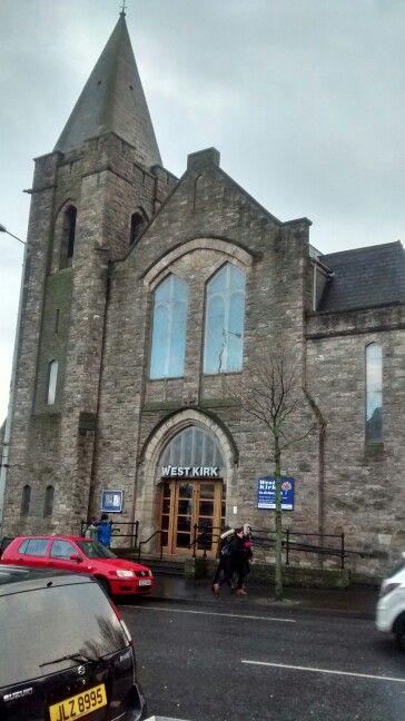 Igreja Presbiteriana em Belfast/ UK 01/2017