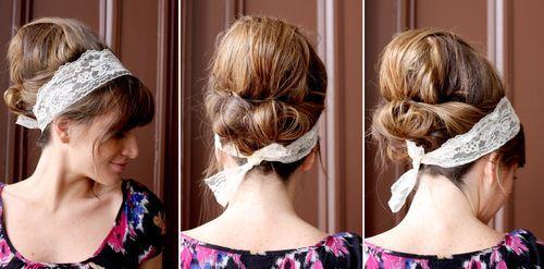 b: Bees Hives, Hair Ideas, Lace Headbands, Beehive Hairstyles, Bee Hives, Hairstyles Tutorials, Hair Style, Big Hair, Beehive Tutorials