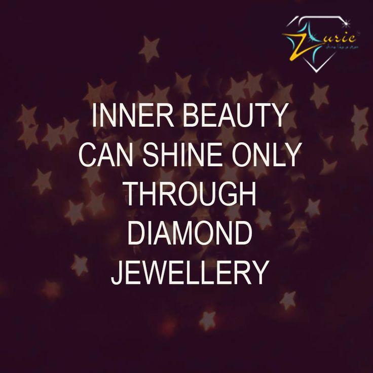 Shine like a star :D #diamondjewellery #shine #bright #bold #zurie