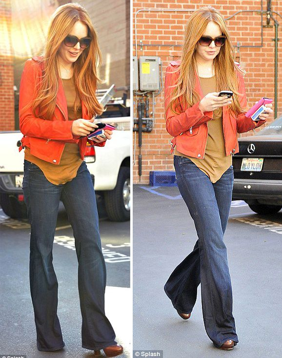 Lindsay Lohan - cannot stand her