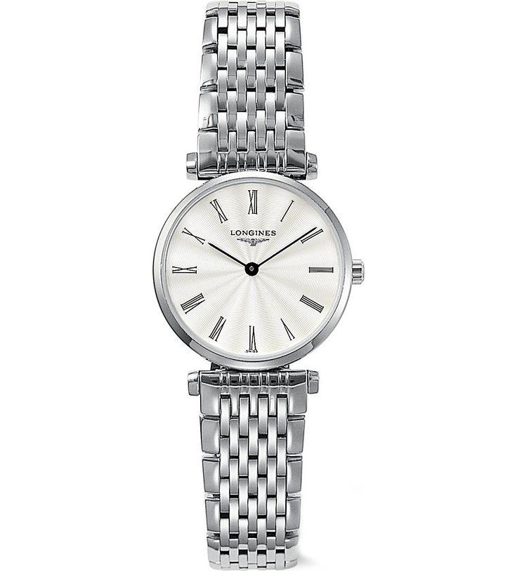 LONGINES - L42094716 La Grande Classique watch   Selfridges.com