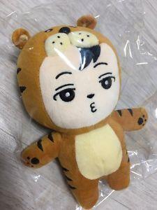 """EXO Doll - Kai (Kim Jongin) Doll """"Tiger-Nini (Honini)"""" Korea Fanmade Plush Doll"""