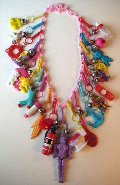 80s charm bracelet 15 best images about awesome 80 s charm jewelry on 5663