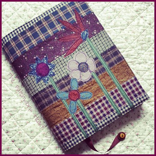 Flower book cover