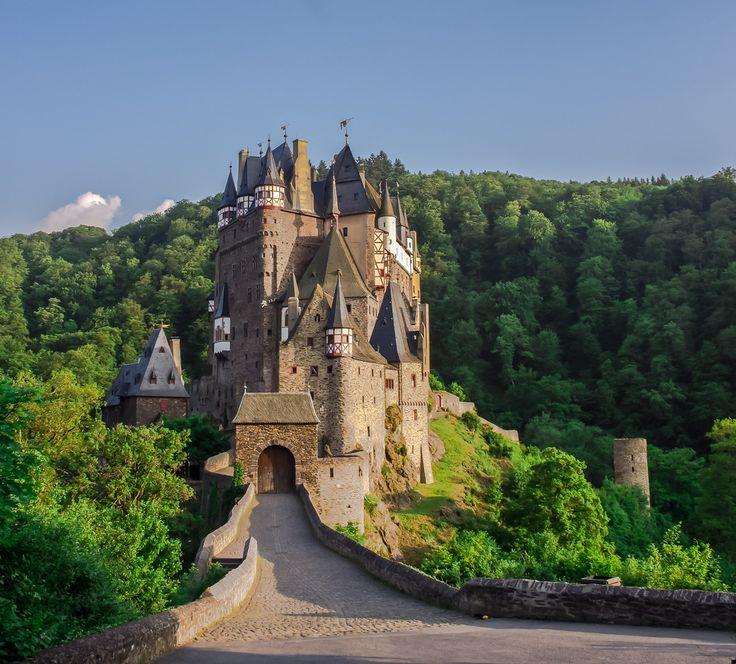 Burg Eltz Castle - Google Search