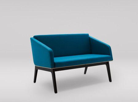 Sofa Fin producenta Marbet Style - TOP DESIGN AWARD 2014 http://gotowewnetrza.pl/sklep/sofa-fin-2-z-podlokietnikami/