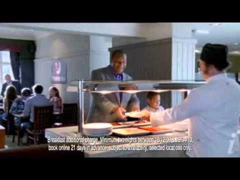Premier Inn Lenny Henry 'More' ad