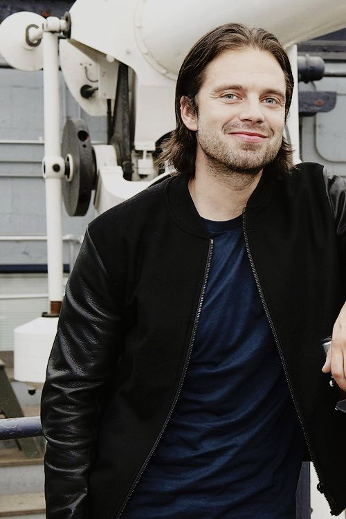 Sebastian Stan Is Our Life Bucky ★ Sebastian Stan