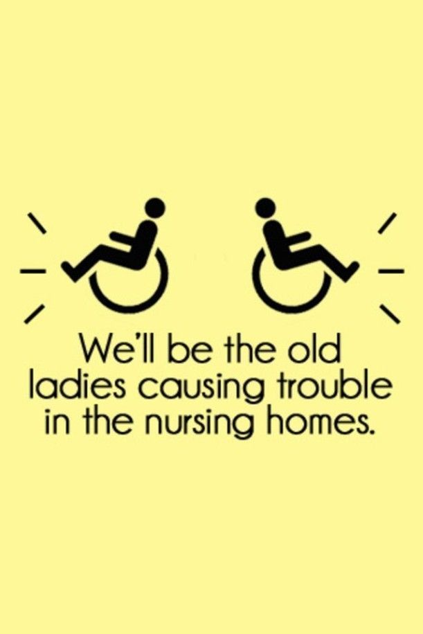 I remember looking at this with my old best friend and telling stories of our future as the old ladies who would… http://ibeebz.com