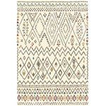 Mastercraft Rugs Meha Ivory Area Rug & Reviews | Wayfair UK