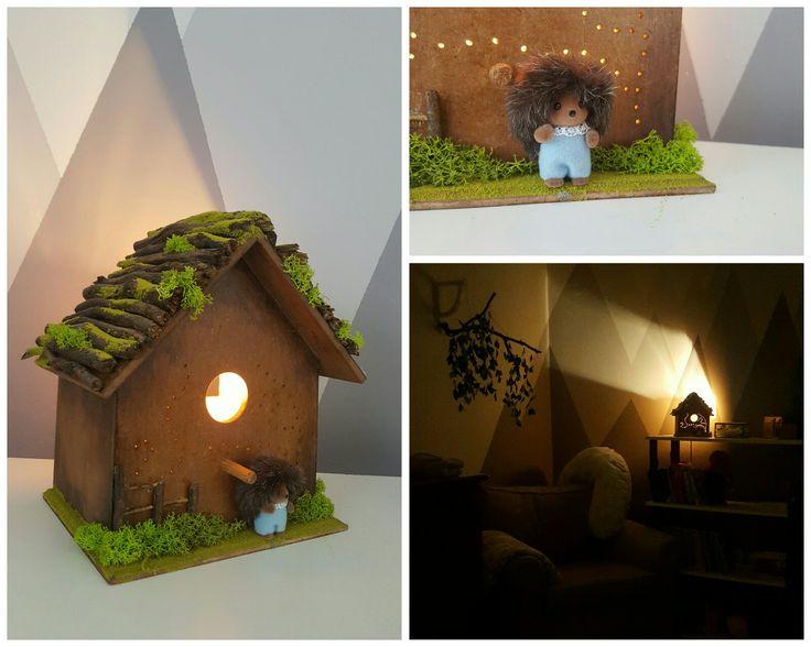 Wild woodlands adventure nursery