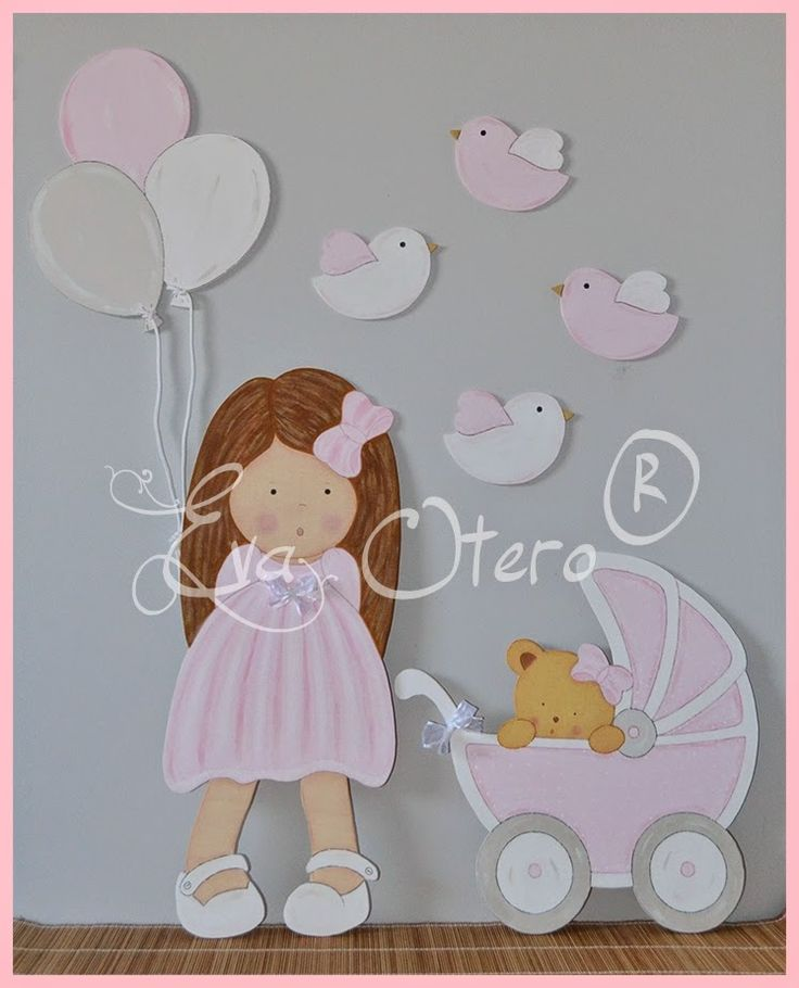 M s de 1000 ideas sobre letras artesanales en pinterest - Cuadros artesanales infantiles ...