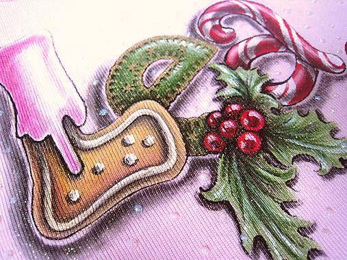 zeiko / originál vianočné personalizované body