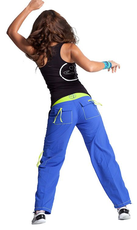 My favorite Zumba pants, and love the shirt too.