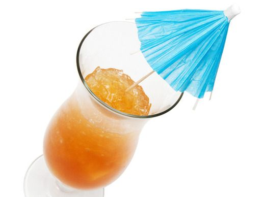 Time for a Drink: the Hurricane