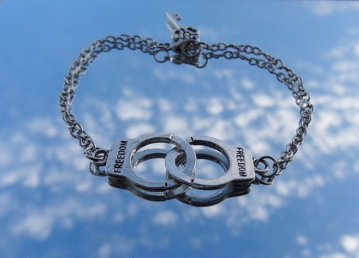 SEXY 50 SHADES OF GREY SILVER HANDCUFFS AND KEY CHARM ANKLET BRACELET 9'' | eBay