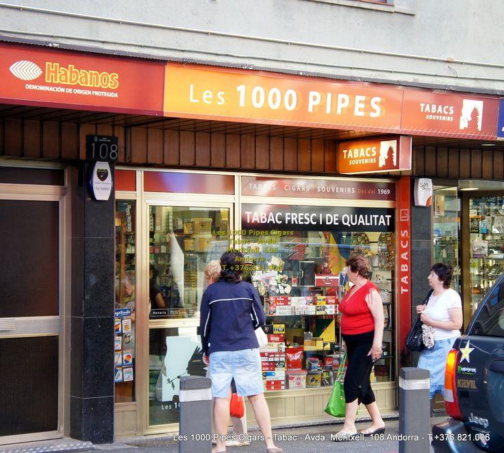 10 Best Comprar Puros Y Tabaco En Andorra Les 1000 Pipes