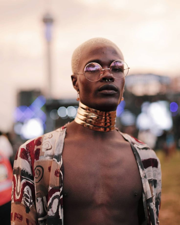 Female Afro Punk Fashion: Breathtaking Portraits At Afropunk Festival In