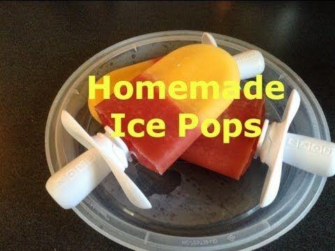 Zoku V8 Fusion ice pops