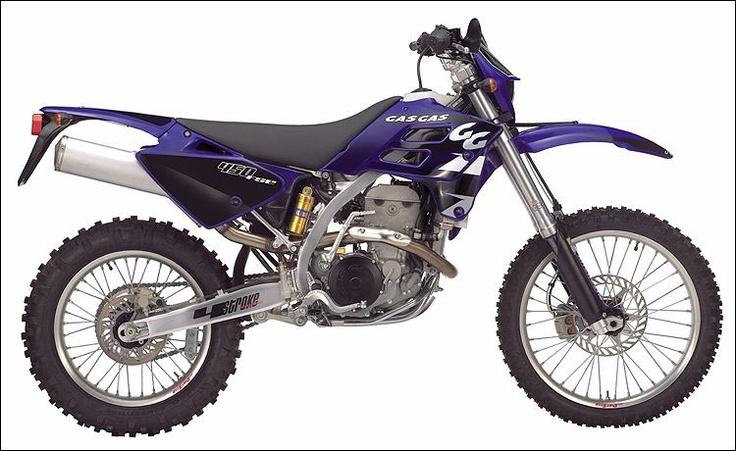 GasGas EC 450 FSE, 2004