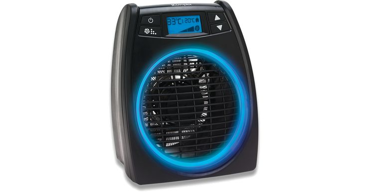 Buy a Dimplex DXGL02 2kW GloFan Cooling Fan & Heater in Black from our range at The Co-op Electrical.