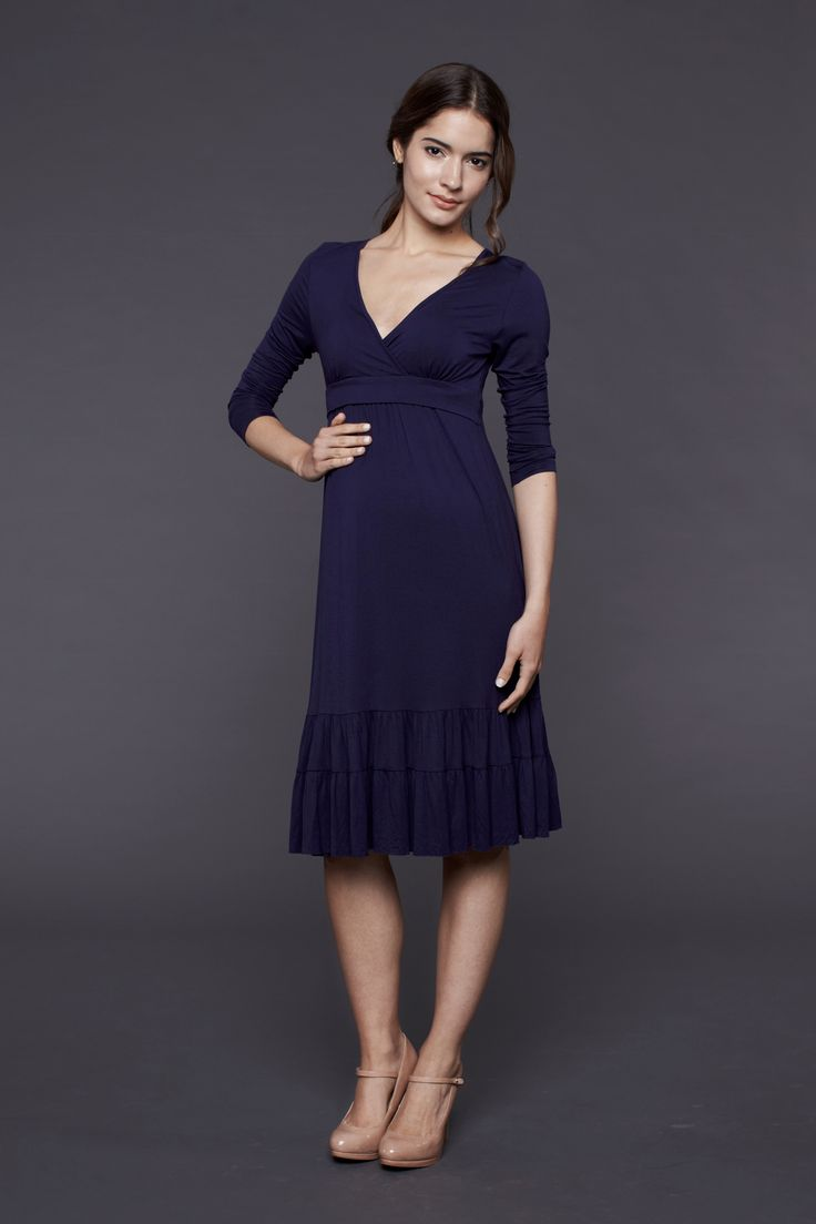 The dress access - Dote Studio Canada 9th Street Dress In Navy