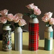 Turn a Vintage Thermos Into a VaseAntiques Stores, Home Decor Ideas, Cute Ideas, Vintage Floral, Flower Vases, Fresh Flower, Vintage Thermos, Crafts Blog, Party Ideas