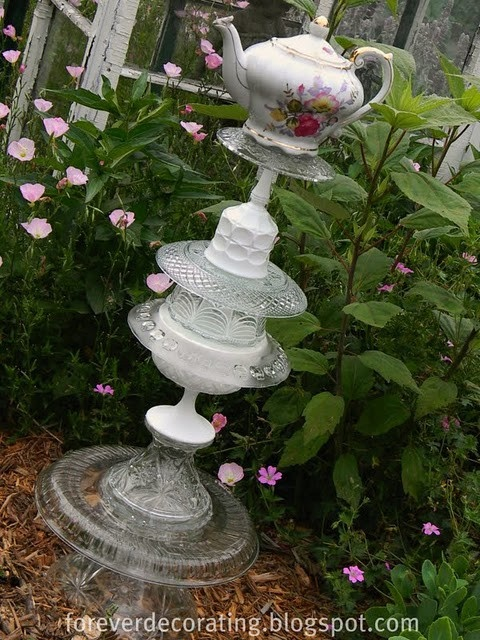 160 Best Images About Garden Totems Amp Glass Flowers On