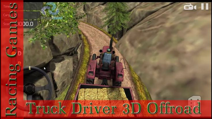 [Racing Game]  Truck Driver 3D Offroad The best truck driver is back| NL...