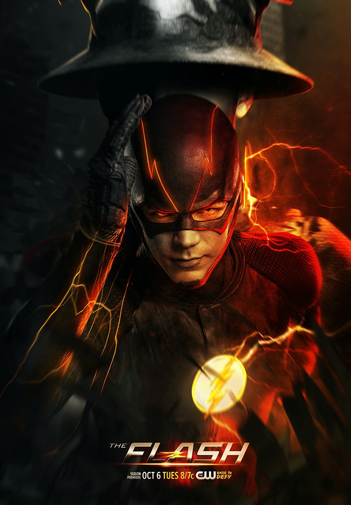 Here is my whole series of Flash season 2 posters