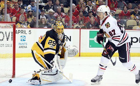 V souboji posledních vítězů Stanley Cupu Chicago porazilo Pittsburgh
