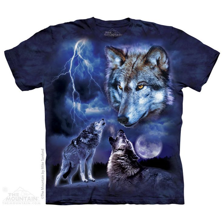 Wolves of the Storm T-Shirt $25.00 Use code: NWC15 for 15% off. The Mountain T-shirts.