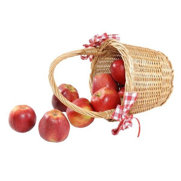 """Wiklinowy koszyk - """"owocowy"""" Ø - 23 cm"""