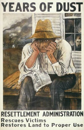 Years of dust dust bowl era and the great depression pinterest