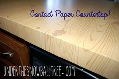 1000 ideas about contact paper countertop on pinterest contact paper rental kitchen makeover. Black Bedroom Furniture Sets. Home Design Ideas