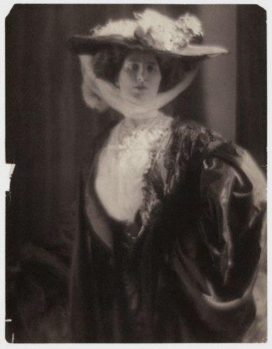 Lady Ottoline Morrell 1912