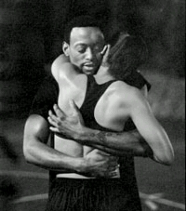From love and basketball naked scene