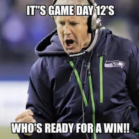 94bbcb8113de30d7e2b9dbd7f3be2da1 seahawks football seattle seahawks 244 best football seahawks images on pinterest seahawks, seattle,Seahawks Game Day Meme