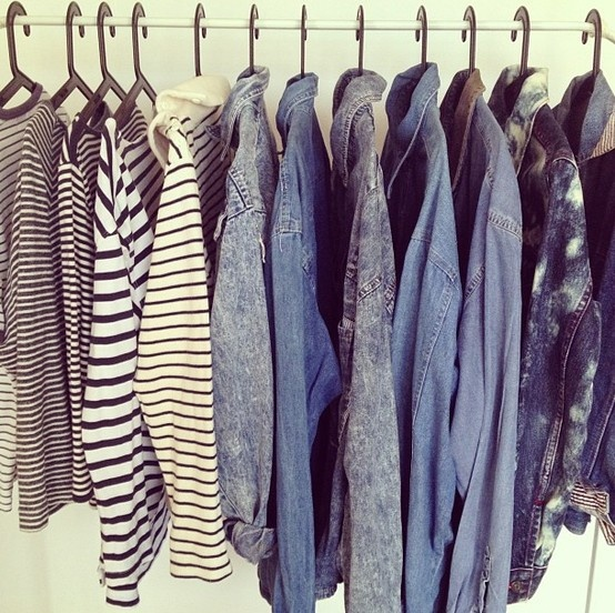 #BOST #vintage #stripes and #denim I'm in heaven! @BOST LTD