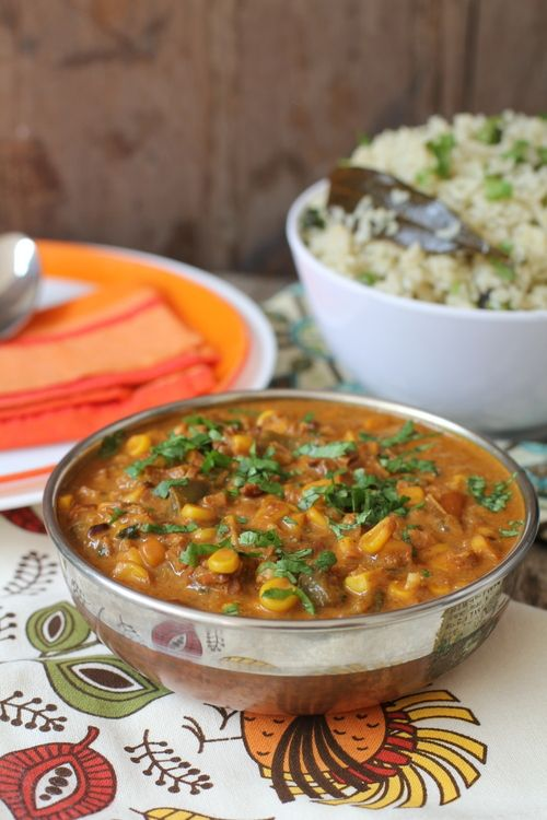 Whole list on north indian recipes at her site